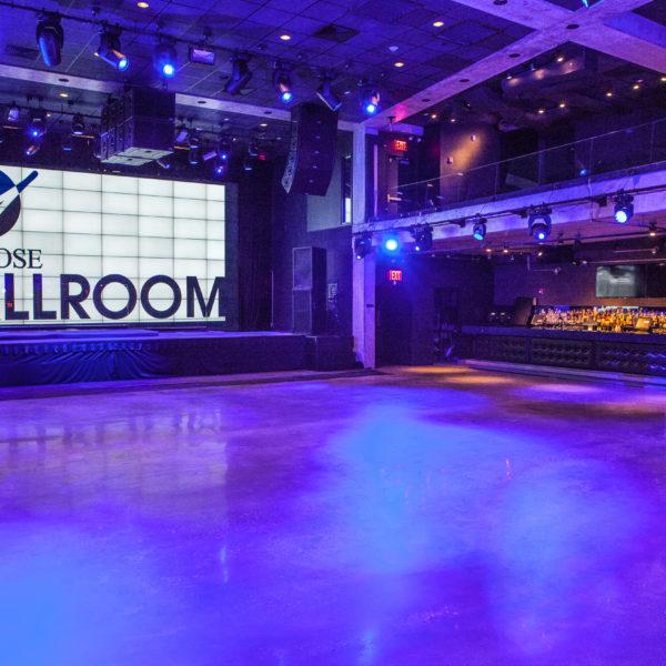 Melrose Ballroom installations